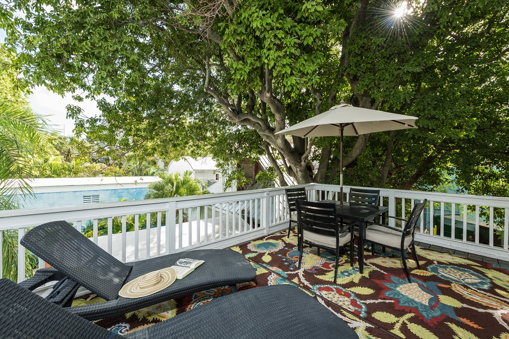 Villas in Key West - Villa Pool