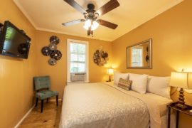 Key West Cottage Rentals - Master Bedroom