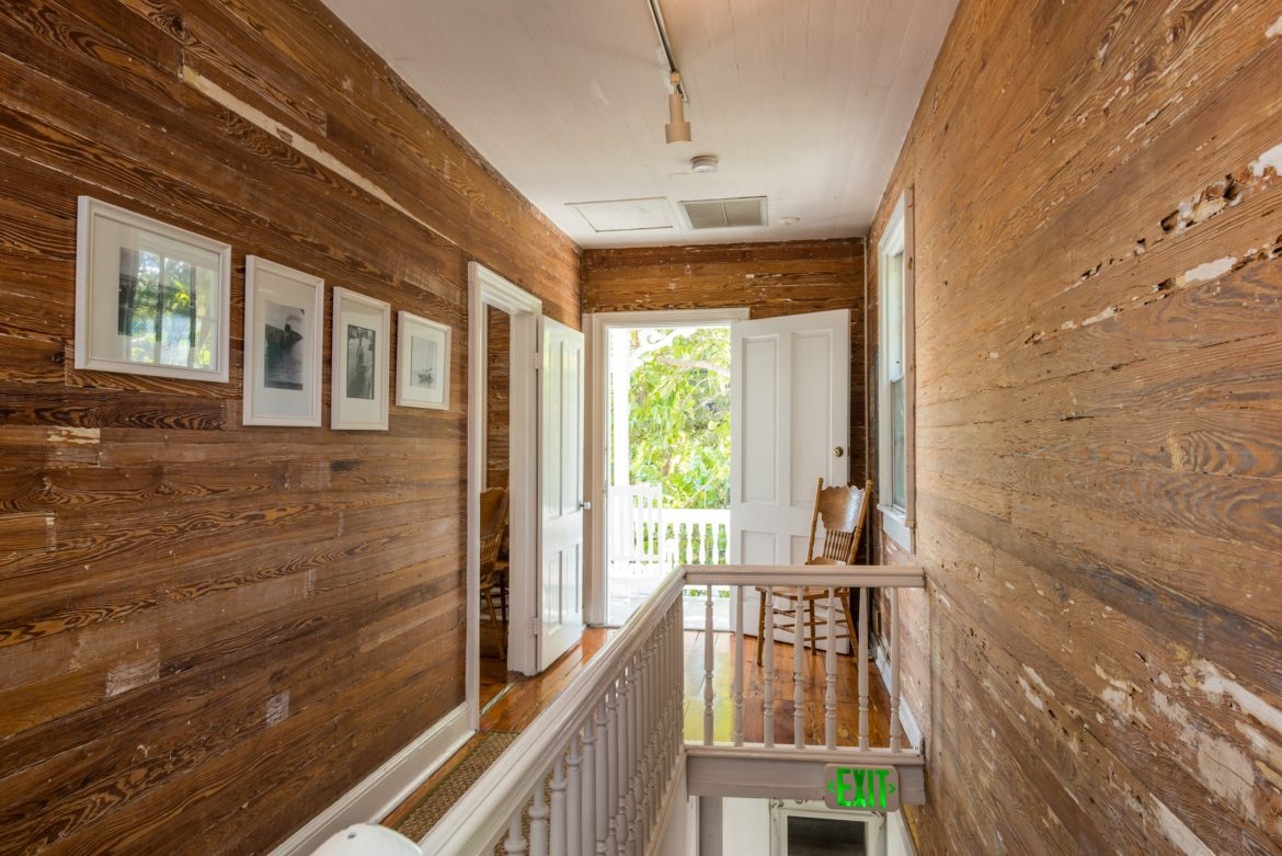 Key West Vacation Rental - William Skelton Home - Second Floor Entrance