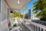 Key West Vacation Rental - William Skelton Home - Second floor Front Porch