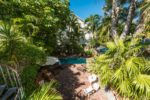 Key West Vacation Home - William Skelton House - Backyard pool