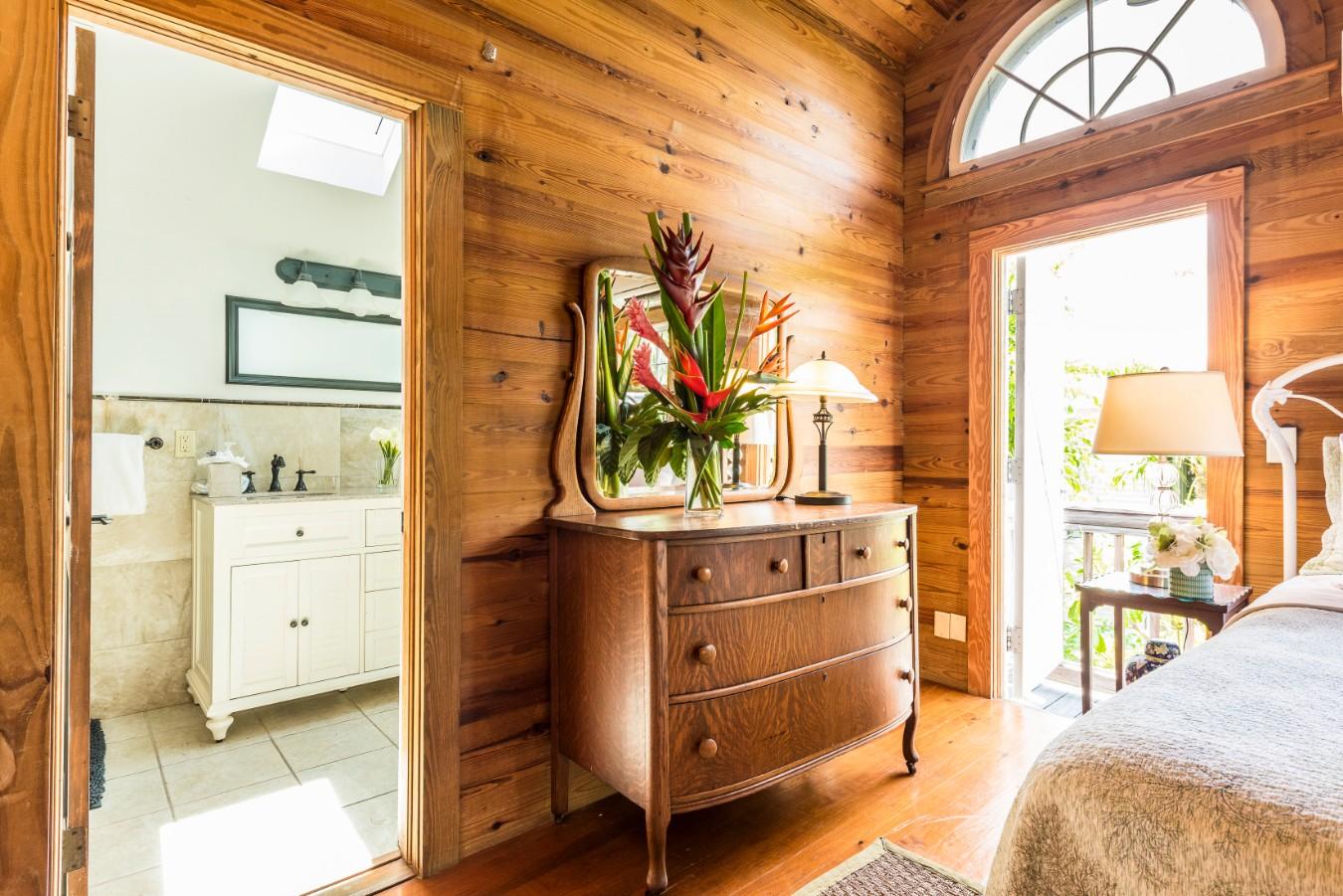 Key West Vacation Home - William Skelton House - Third Floor Master Bedroom