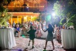 Key West Vacation Home - William Skelton House - Backyard party