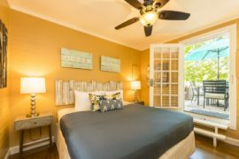Vacation Rentals Key West - King Bedroom