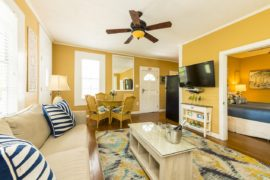 Vacation Rentals Key West - Living Area