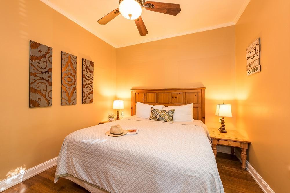 vacation rentals in key west - bedroom