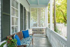 vacation rentals in key west - villa rosa