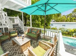 Key West Vacation Rental - Rose Lane Villas Villa Grande