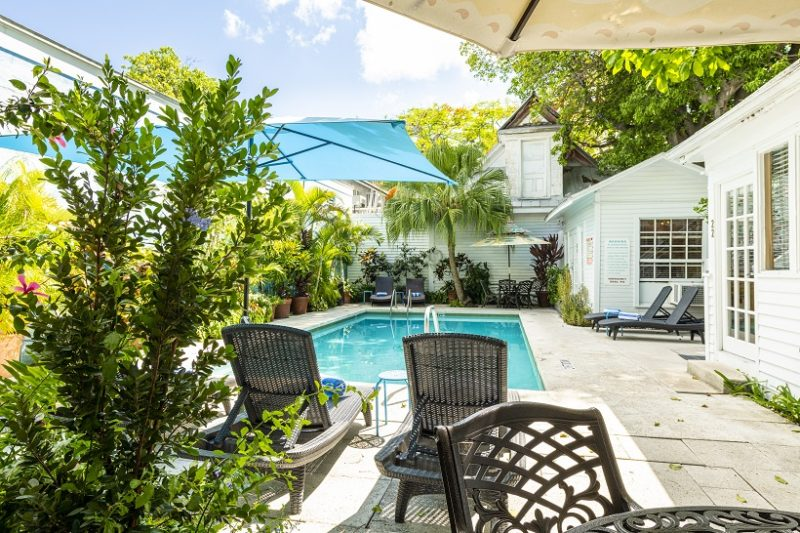 Key West Villas - Rose Lane Villas Swimming Pool