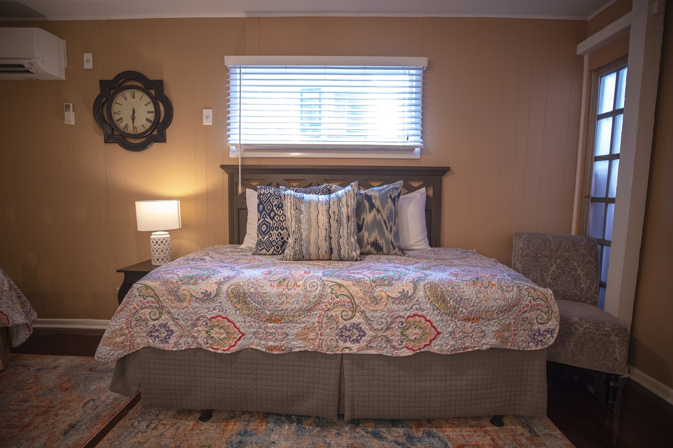 Key West Vacation Rental - William Skelton Home - Cottage Queen + Twin Bedroom