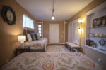 Key West Vacation Home - William Skelton House - Cottage Queen + Twin Bedroom